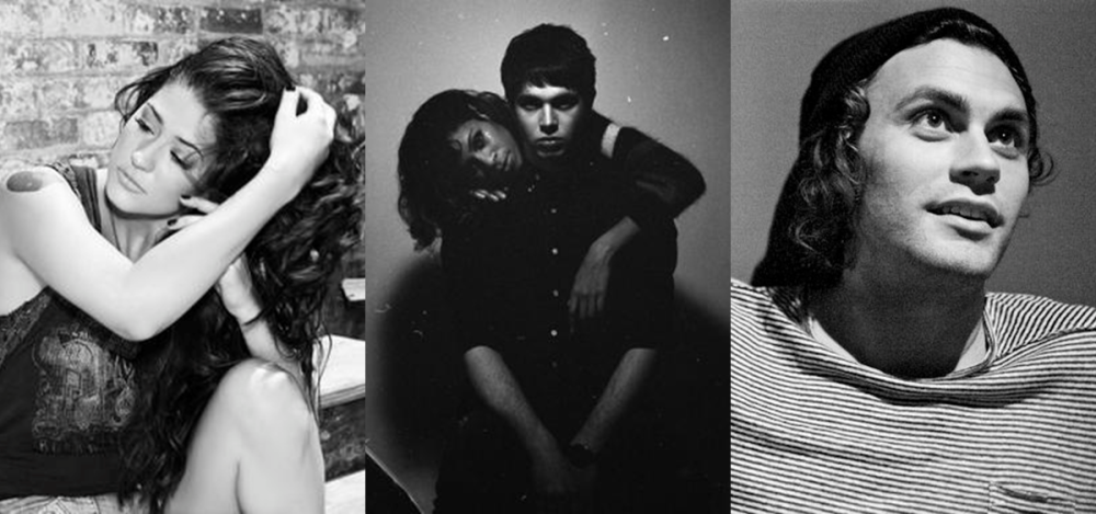 Nikki Williams, AlunaGeorge & Mikky Ekko