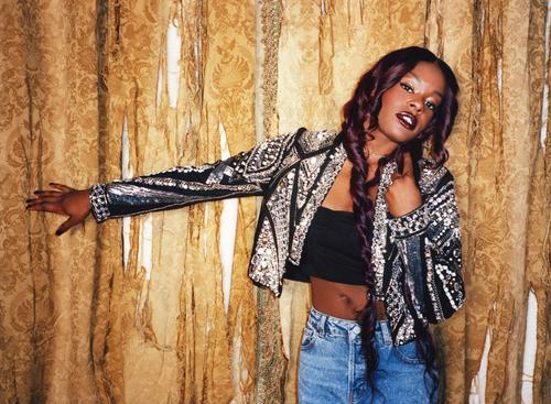 Azealia Banks: too rude? Touché. Photograph: Tyrone Lebon/ASOS.com