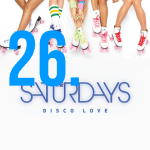 26. The Saturdays - Disco Love