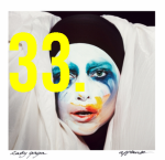 33. Lady Gaga - Applause