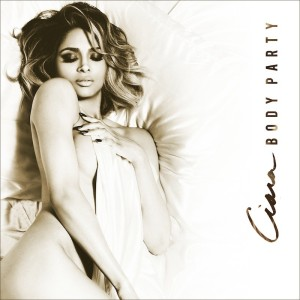 1. Ciara - Body Party