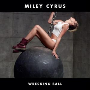 9. Miley Cyrus - Wrecking Ball