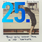 25. Taylor Swift - Blank Space