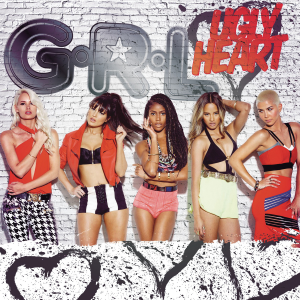 9. G.R.L - 'Ugly Heart'