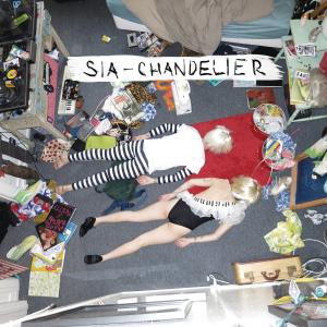 17. Sia - Chandelier
